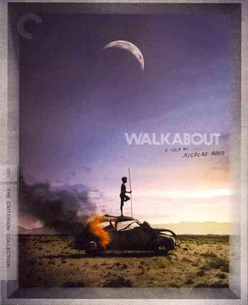 WALKABOUT BY AGUTTER,JENNY (Blu-Ray)