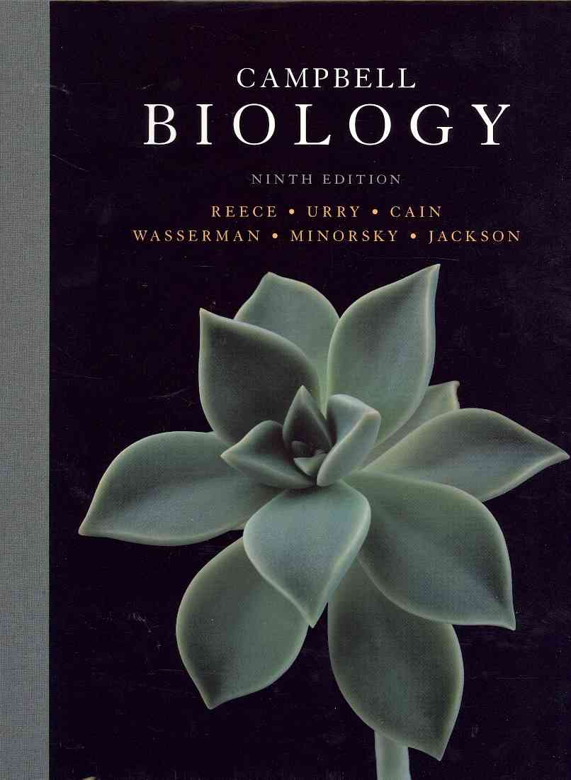 Benjamin-Cummings Publishing Company Campbell Biology with Masteringbiology with Get Ready and Study Card (9th Edition) by Reece, Jane B./ Urry, Lisa A./ Cain, Micha at Sears.com
